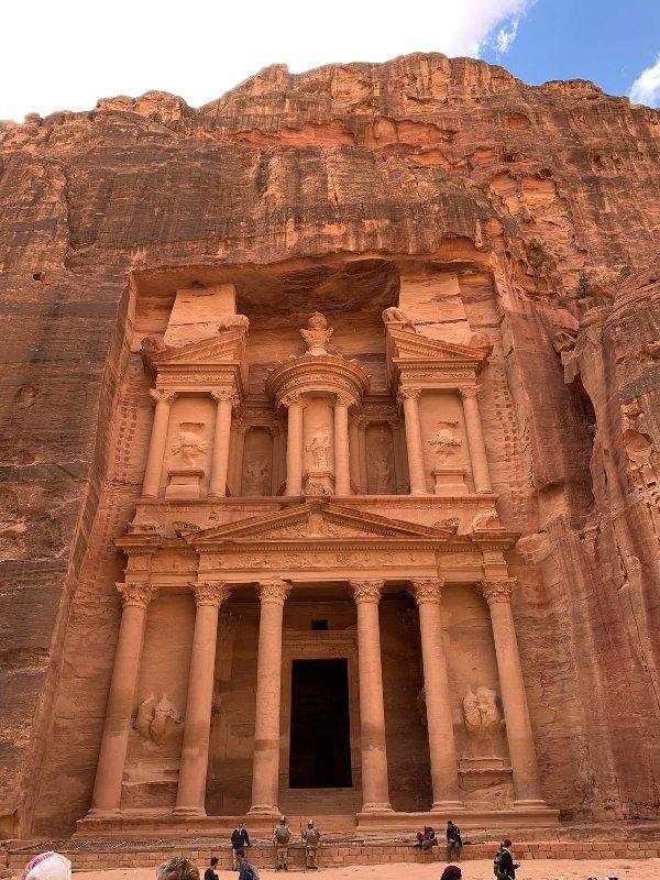 Circuit cu sejur  Hibryd  Iordania Egipt